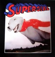 Skratchy Seal - Super Seal - LP White Vinyl
