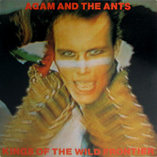 Adam And The Ants - Kings Of The Wild Frontier - LP Vinyl
