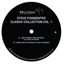 "Steve Poindexter - Classic Collection Vol. 1 - 12"" Vinyl"