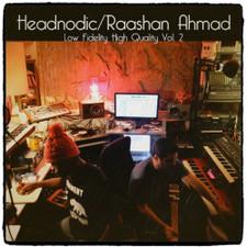 Headnodic / Raashan Ahmad - Low Fidelity High Quality Vol. 2 - LP Vinyl