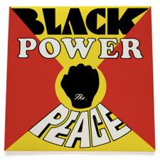Peace - Black Power - LP Vinyl