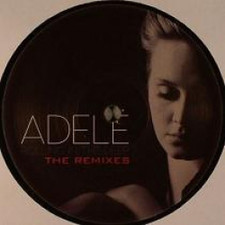"Adele - Rolling In The Deep Rmxs - 12"" Vinyl"