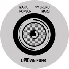 "Mark Ronson & Bruno Mars - Uptown Funk - 12"" Vinyl"