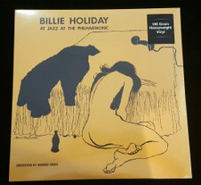Billie Holiday - At Jazz At The Philharmonic - LP Vinyl