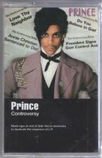 Prince - Controversy - Cassette