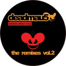 """Deadmau5 - Remixes Vol 2 - 12"""" Vinyl"""
