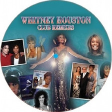 "Whitney Houston - Club Remixes - 12"" Vinyl"