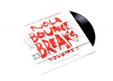 "Dj Yamin / Quickie Mart / Tony Skratchere - NOLA Bounce Breaks Vol. 1 - 7"" Vinyl"