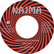 """James Reese & The Progressions - Joker (Where Did You Come From) / He'll Never Go - 7"""" Vinyl"""
