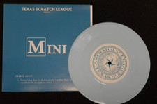 "Texas Scratch League  - The Mini - 7"" Colored Vinyl"