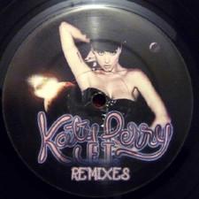 """Katy Perry / Kanye West - E.T. Remixes - 12"""" Vinyl"""