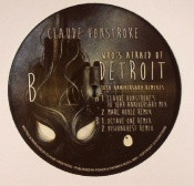 "Claude VonStroke - Who's Afraid Of Detroit: 10th Anniverary Remixes - 12"" Vinyl"