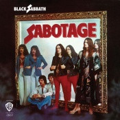 Black Sabbath - Sabotage - LP Colored Vinyl