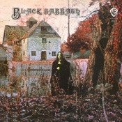 Black Sabbath - Black Sabbath - LP Colored Vinyl