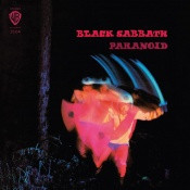 Black Sabbath - Paranoid - LP Colored Vinyl