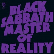 Black Sabbath - Master Of Reality - LP Colored Vinyl