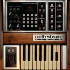 Matthew Bourne - Moogmemory - LP Vinyl+CD