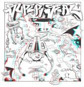 Skratchy Seal - Super Seal 3D - LP White Vinyl