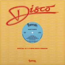 "Magic Source - Lovestruck - 12"" Vinyl"