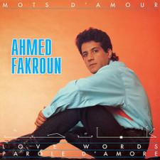 Fakroun Ahmed - Mots D'Amour - LP Vinyl