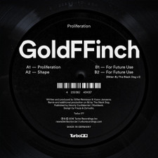 "Goldffinch - Proliferation - 12"" Vinyl"