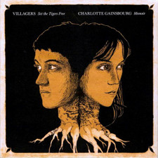 "Charlotte Gainsbourg / Villagers - Set The Tigers Free / Memoir RSD - 7"" Vinyl"