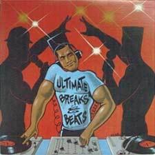 Various Artists - ULTIMATE BREAKS & BEATS Vol 21 - LP Vinyl