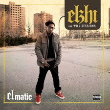 Elzhi & Will Sessions - Elmatic - 2x LP Vinyl