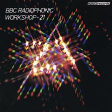 Various Artists - BBC Radiophonic Workshop - 21 - LP Colored Vinyl