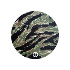 "Raiden - Tiger Camo - 7"" Single Slipmat"
