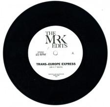 "Kraftwerk - Trans Europe Express (Mr.K Edits) - 7"" Vinyl"