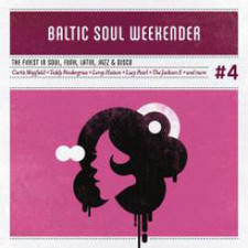 Various Artists - Baltic Soul Weekender #4 - LP Vinyl