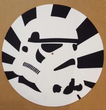 Trooperhead - Glow In The Dark - Single Slipmat