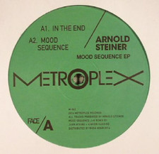 "Arnold Steiner - Mood Sequence - 12"" Vinyl"