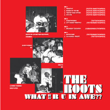 The Roots - What!! R U In Awe?? - 2x LP Vinyl