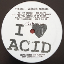 "Various Artists - I Love Acid 010 - 12"" Vinyl"
