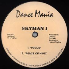 "Skyman I - Focus - 12"" Vinyl"