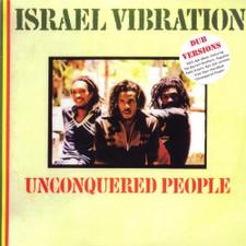 Israel Vibration - Unconquered People DUB - LP Vinyl