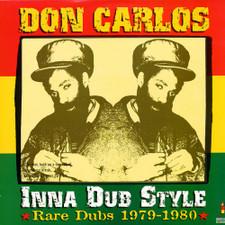 Don Carlos - Inna Dub Style - LP Vinyl