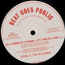 """Dyke & the Blazers - Let a Woman Be a Woman - 12"""" Vinyl"""