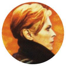 David Bowie - Low Dots - Single Slipmat