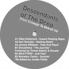 """Various Artists - From Chicago To Detroit Vol. 4 - 12"""" Vinyl"""