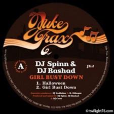 """Dj Spinn & DJ Rashad - Girl Bust Down - 12"""" Vinyl"""