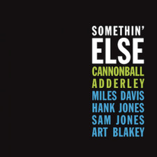 Cannonball Adderley - Somethin' Else (Dol Version) - LP Vinyl