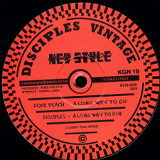 """Dixie Peach - A Long Way to Go - 10"""" Vinyl"""