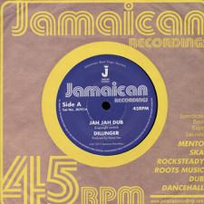 "Dillinger - Jah Jah Dub - 7"" Vinyl"