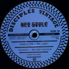 """Dixie Peach - Militant - 10"""" Vinyl"""