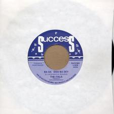 """Itals - Ba Da Doo Ba Dey - 7"""" Vinyl"""