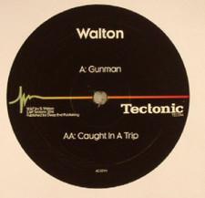 """Walton - Gunman / Caught On A Trip - 12"""" Vinyl"""