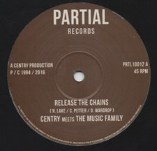 "Centry Meets The Music Family - Release The Chains - 10"" Vinyl"